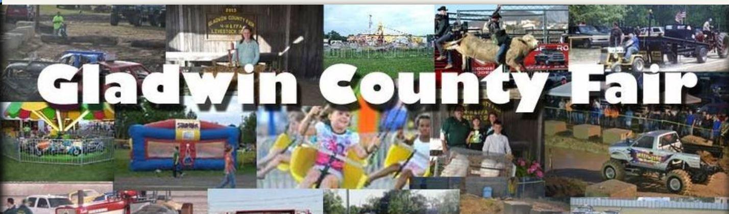 Gladwin County Fair 2018